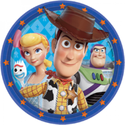 Toy Story 4 9in. Paper Plates Pk 8