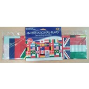 International Flag Decorating Material (46cm x 762cm) Pk 1
