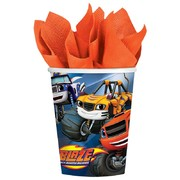 Blaze and the Monster Machines 9oz. Paper Cups Pk 8