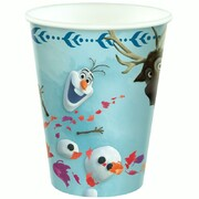 Frozen 2 Olaf and Sven 9oz. Paper Cups Pk 8