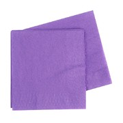 Purple 2 Ply Lunch Napkins Pk 40