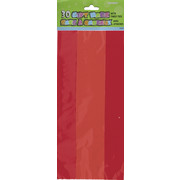 Red Cello Bags Pk 30