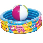 Inflatable Pool Party Beach Ball Cooler (25cm x 66cm) Pk 1