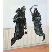 Cemetery Spirits Scene Setter Add-Ons (85cm x 165.1cm - 2 Pieces) Pk 1