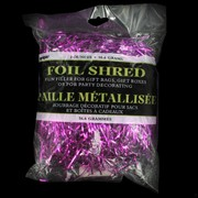 Foil Shred 2oz Hot Pink Pk1