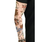 Pirate Tattoo Sleeve Pk 1 (1 SLEEVE ONLY)
