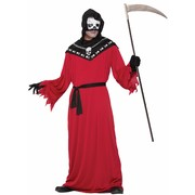 Adult Demon Reaper Halloween Costume (One Size) Pk 1
