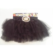 Child Black Super Hero Tutu Pk 1