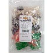 Mini Mixed Halloween Jelly Beans (Approx. 10g Per Pack) Pk 50