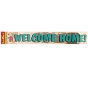 Banner Foil 3.6m Welcome Home Pk1