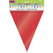 Big Rainbow Flag Banner (10m) Pk 1