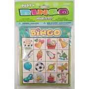 Bingo Party Game for 8 players Pk 1