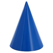 Blue Party Hats Pk8
