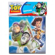 Toy Story Lunch Napkins Pk 16