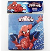 Ultimate Spiderman Napkins Pk16