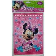 Minnie Mouse Loot Bags Pk 8