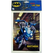 Batman Loot Bags Pk 8