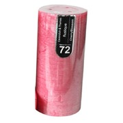 Hot Pink Cherry Blossom Scented Pillar Candle (7x15cm) Pk 1