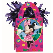 Minnie Mouse Balloon Weight Pk 1