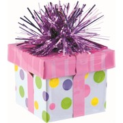 Balloon Weight Gift Box Pink Pk1