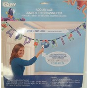 Finding Dory Add an Age Giant Banner 3m Pk 1