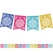 Fiesta Party Flag Banner 3.65m Pk 1