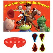 Toy Story Pin the Tail Party Game Pk 1