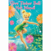Tinkerbell Party Game For 8 Players Pk 1