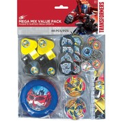 Transformers Party Favours Value Pack Pk 48