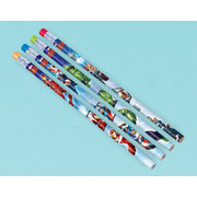 Avengers Pencil Party Favours Pk 12