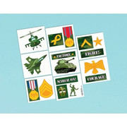 Army Tattoos (1 Sheet of 16)