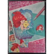 Ariel The Little Mermaid Invitations Pk 8