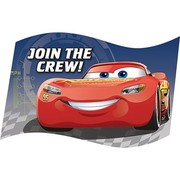 Cars 3 Invitations Pk 8