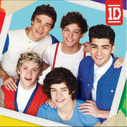 One Direction 2Ply Cocktail Napkins Pk 16