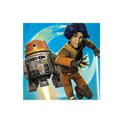 Star Wars 2Ply Lunch Napkins Pk 16