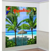 Palm Tree Wall Decorating Kit (5 Piece Set)