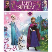 Frozen Scene Setter Decorating Kit