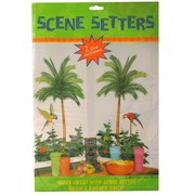 Decoration Scene Setter Add On Palm Trees Pk2