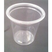 Clear Plastic Portion Containers (1oz. / 30ml) Pk 100