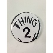 Thing 2 Badge Pk 1