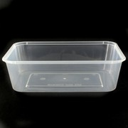 Rectangle Takeaway Containers (700ml - 120x175x55) Pk 500