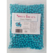 Blue Chocolate Pearls (1kg)