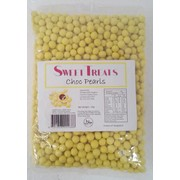 Yellow Chocolate Pearls (1kg)