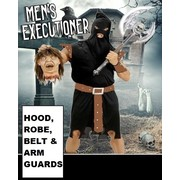 Adult Halloween Executioner Costume (Large) Pk 1