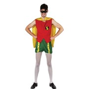 Adult Hero Sidekick Costume (One Size Fits Most) Pk 1