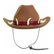 Brown Croc Man Hat Pk 1