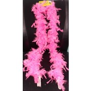 Light Pink Feather Boa 2m Pk1