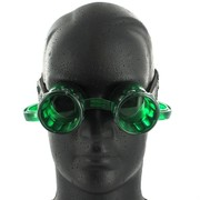 St. Patrick's Day Party Glasses - Green Beer Goggles Pk1