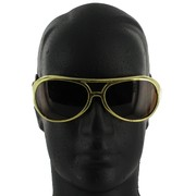 Sunglasses Elvis Gold Pk1