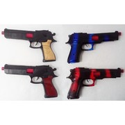Colt Sound Toy Pistol Gun Pk 1 (1 GUN ONLY)